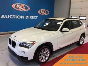 2013 BMW X1 xDrive28i AWD! FINANCE NOW!
