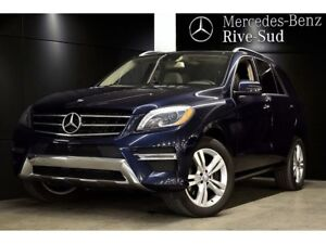 2015 Mercedes-Benz M-Class ML350 BlueTEC 4MATIC, NAVIGATION, TOI