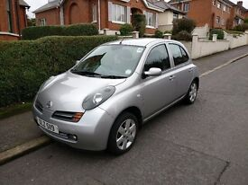 * Nissan MICRA SX - £875 (ONO) * Belfast