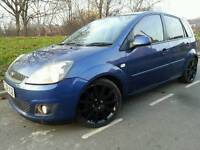 FORD FIESTA 1.4 TDCI ZETEC CLIMATE 2008 08'REG*FACELIFT*CHEAP TAX+INS*SUPERB COND*#CLIO#CORSA#ST