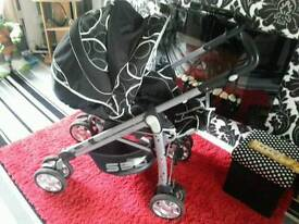 Baby style pram good condition