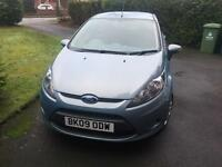 Ford Fiesta 1.4 TDCI Style + 5 dr. 1 owner from new!!