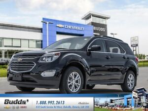 2017 Chevrolet Equinox 0.9% FOR UP TO 24 Months OAC