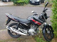 Yamaha YBR 125cc. Great first motorbike, Need it sold soon!!!