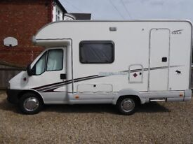 Motorhome. Swift 530LP, Full service history. Fantastic condition inside and out