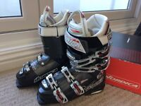 Nordica Speed Machine Ski Boots Size 24.5