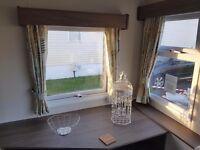 2016 8 Berth Caravan to hire Trecco Bay, Porthcawl