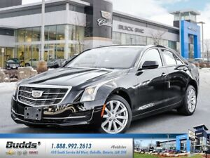 2017 Cadillac ATS 2.0L Turbo 0.9% for up to 24 months O.A.C.!
