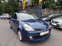 Renault Clio 1.6 VVT Dynamique S 3dr LADY OWNED
