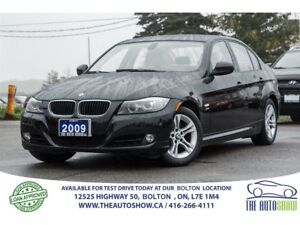 2009 BMW 3 Series 328i xDrive 1 OWNER, ACCIDENT FREE, SERVICE RE