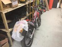 Gas gas 280cc 2stroke trials bike