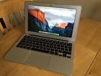 Apple MacBook Air 11 inch - i5 / 4GB RAM / 128GB SSD - MINT - With MS Office Software!