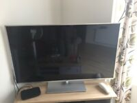 Panasonic TX-L55ET60B 55 Inch Smart 3D LED TV. Excellent Condition