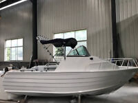 CUDDY CABIN FISHING BOAT 5.2M (MADE TO ORDER)
