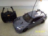 RC TAMIYA TT-01 DRIFT BRUSHED AWD GTR