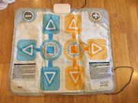 Wii games mat