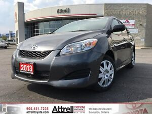 2013 Toyota Matrix. Keyless Entry, Bluetooth, A/C.
