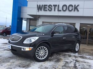 2012 Buick Enclave CXL Ultrasonic Rear Park Assist