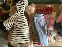 Large bundle of 3-6 girl clothes