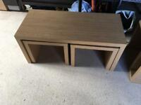 Next coffee tables