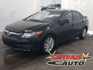 Honda Civic Sedan EX 2012