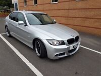 BMW 330D SE SILVER GOOD CONDITION