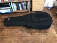 Classical Guitar Case - Gator GL-Classic Rigid EPS Foam Lightweight Case for Classical Guitars £48
