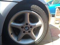 Bmw Z3 staggered wheels