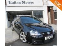 2008 VOLKSWAGEN GOLF GTI PIRELLI,UNIQUE MODEL,227 BHP,LEATHER,HEATED SEATS,BLUETOOTH,FSH,AIRCON,CD