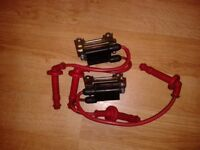 CBR 600 HT leads and coils