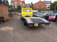 merc sprinter recovery truck
