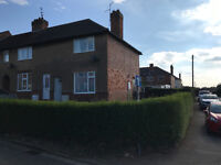 HOUSE TO LET IN GRANTHAM 2 BEDROOM