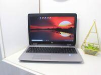 HP Probook 8GB RAM, 6th gen i5 processor, 240GB SSD, Office