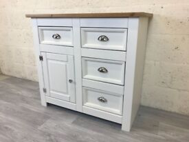 NEW IN - Painted White Pine Sideboard