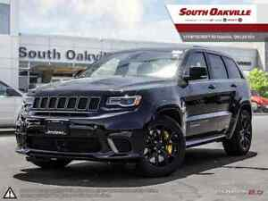 2018 Jeep Grand Cherokee Trackhawk | ALCANTARA VENTED LEATHER