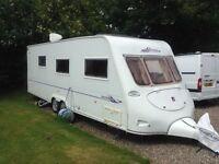 Fleetwood Heritage 640EB vip Caravan For Sale