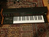 VERMONA VINTAGE ANALOG MONOPHONIC SYNTHESIZER DDR MADE WITH ORIGINAL HARDCASE