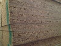 CHIPBOARD Sheets - 22mm thick - 4.3 mtrs long !!