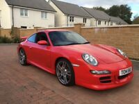 *** Porsche 911 carrera 4s swap px car van ****