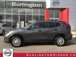 2017 Nissan Rogue S, AWD, ACCIDENT FREE !