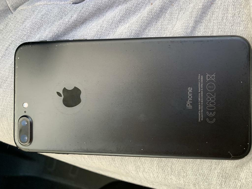 ff45937013e iPhone 7 Plus black huge price drop | in Leytonstone, London | Gumtree