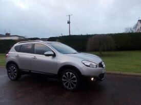 2013 NISSAN QASHQAI N-TEC + DCI *F.S.H.* GREAT SPEC!!! LOW MILES