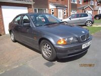 BMW318i for sale - long MOT - low price