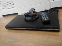 DVD Video Player Toshiba + remote - DivX, JPEG, PM3