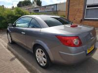 2009 RENAULT MEGANE 1.6 VVTI CONVERTIBLE WITH FULL SERVICE HISTORY 2 KEYS 1 OWNER. DRIVES SUPERBLY.