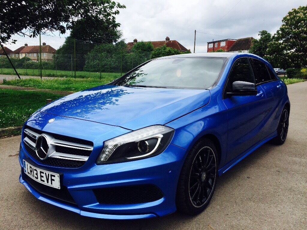 2013 mercedes a class a200 blueefficiency amg sport in hendon london gumtree. Black Bedroom Furniture Sets. Home Design Ideas