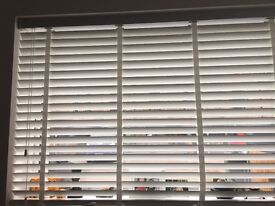 Wooden blinds new!