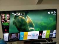 LG TV, 55 INCHES, SMART TV, LED TV, 4K