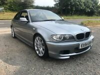 BMW 320 CD SPORT COUPE GREY 2004 DIESEL