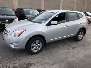 2013 Nissan Rogue S, Automatic, Bluetooth, Only 77, 000km